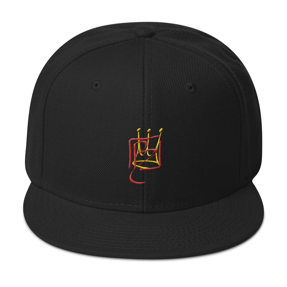 BCrown Be You Snapback,Accessories- BLACKLUX