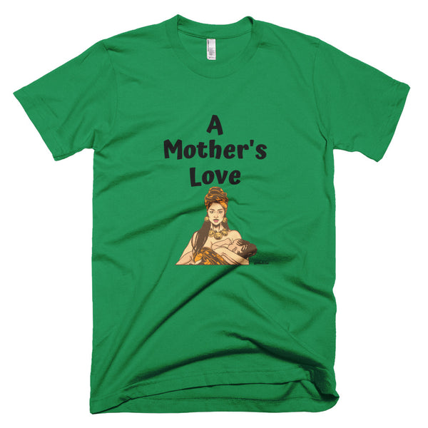 A MOTHER'S LOVE T-Shirt,Apparel- BLACKLUX