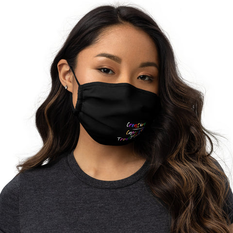 Creative Casual Trendsetter Face mask - BLACKLUX
