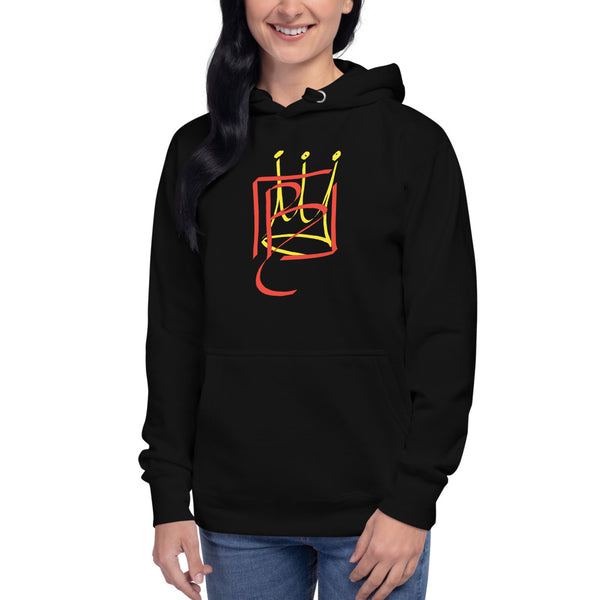 Cant be without Bcrown Hoodie,Apparel- BLACKLUX