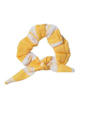 Doro Hair Scrunchie - Gold