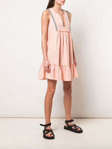 Koki Bib Dress