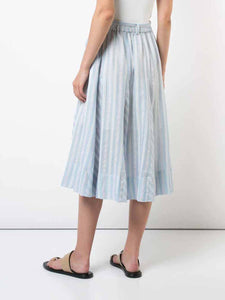 Nefasi Button Down Skirt