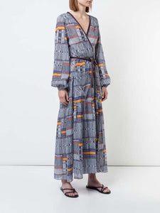 Kente Empress Robe