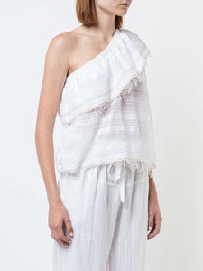 Kelali One Shoulder Top