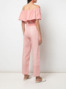 Semira Off Shoulder Jumpsuit