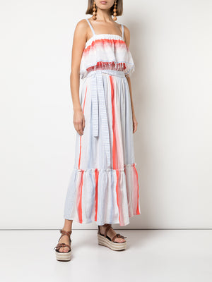 Biftu Ruffle Dress