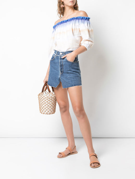 Biftu Off Shoulder Blouse