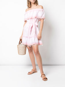 Rekik Off Shoulder Dress