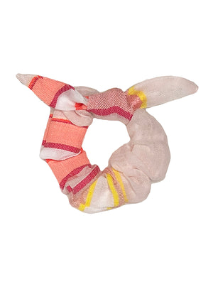 Eskedar Hair Scrunchie - Pink