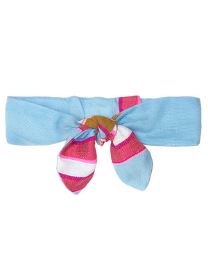 Eskedar Head Wrap - Light Sky Blue