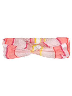 Eskedar Twist Turban - Pink
