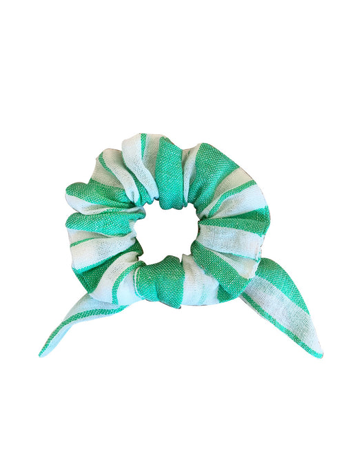 Doro Hair Scrunchie - Sea Green