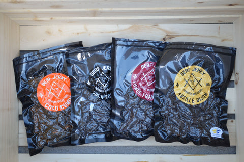 Derf Jerky Collection (4 Bags)