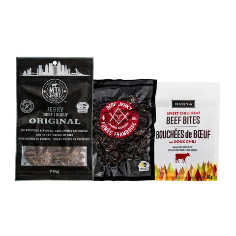 Jerky Justice Basics Kit (3 items)