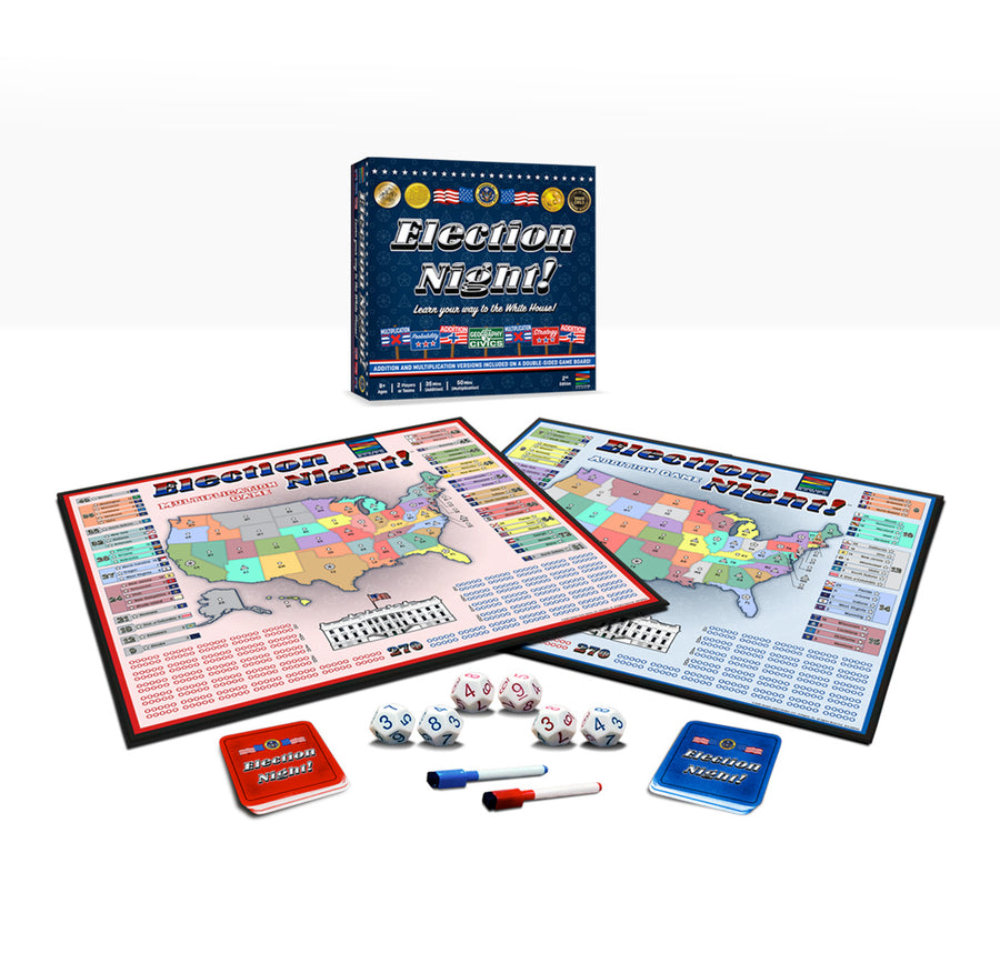 Boardgame: Election Night!