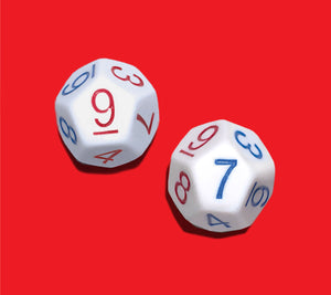 "Dice Games: PlaySmart Dice ""MultiDice"""