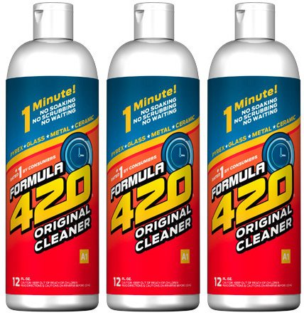 420 Residue Cleaner