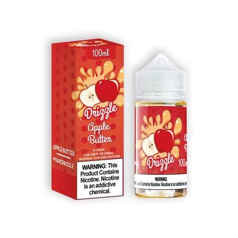 Apple Butter - 100Ml / 3Mg - E-Liquid