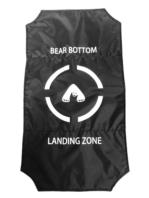 Changing Pad: Bear Bottom Landing Zone