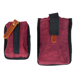 Phone Pouch & Accessory Pocket Bundle