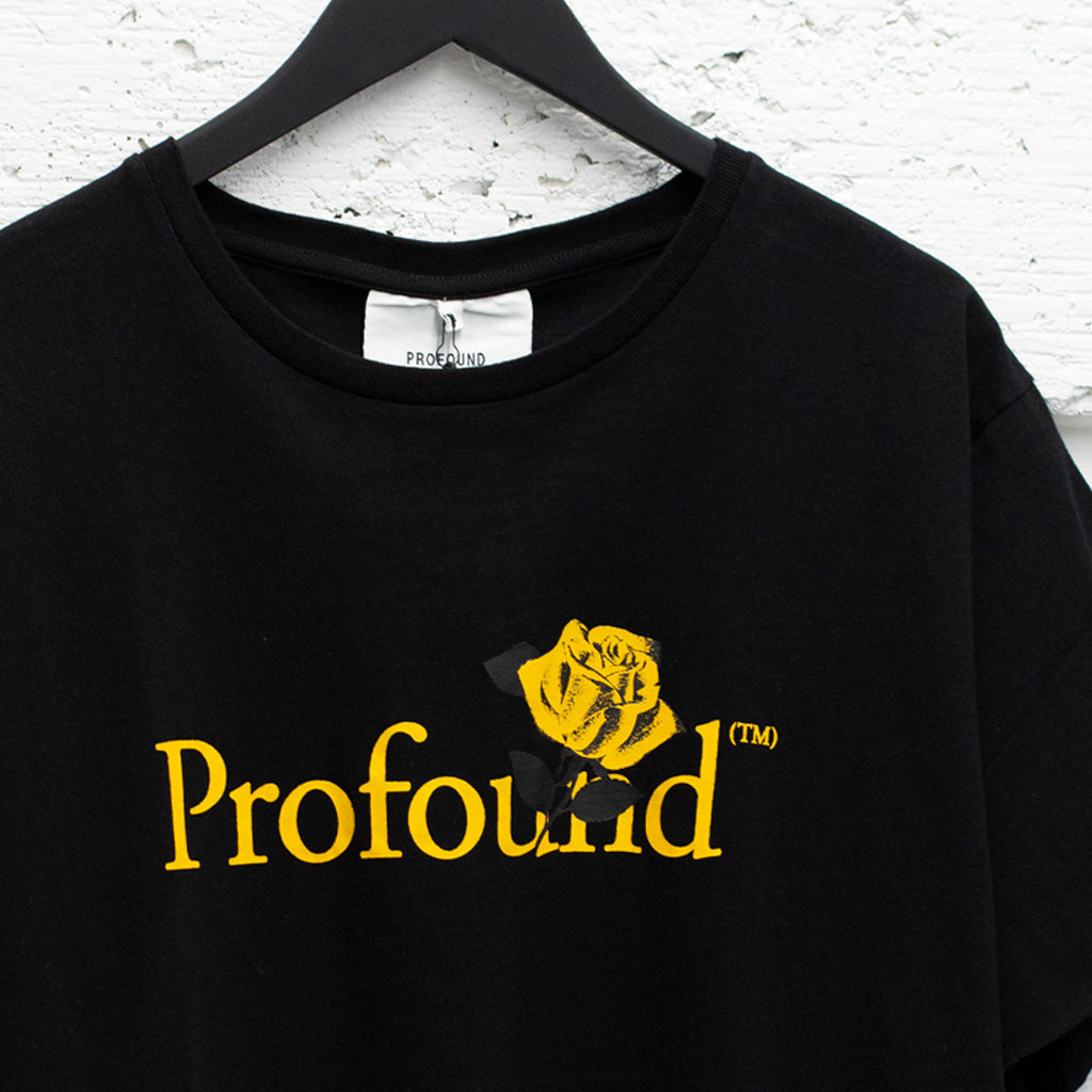 PROFOUND AESTHETIC GOLDEN ROSE TEE