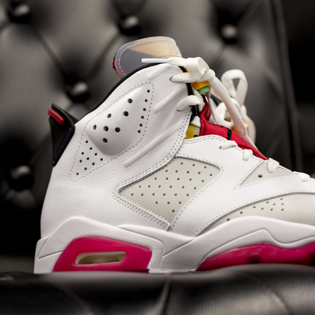 AIR JORDAN 6 RETRO ''HARE'' (GS)