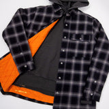 KSUBI QUILTED CHECK STRATA JACKET