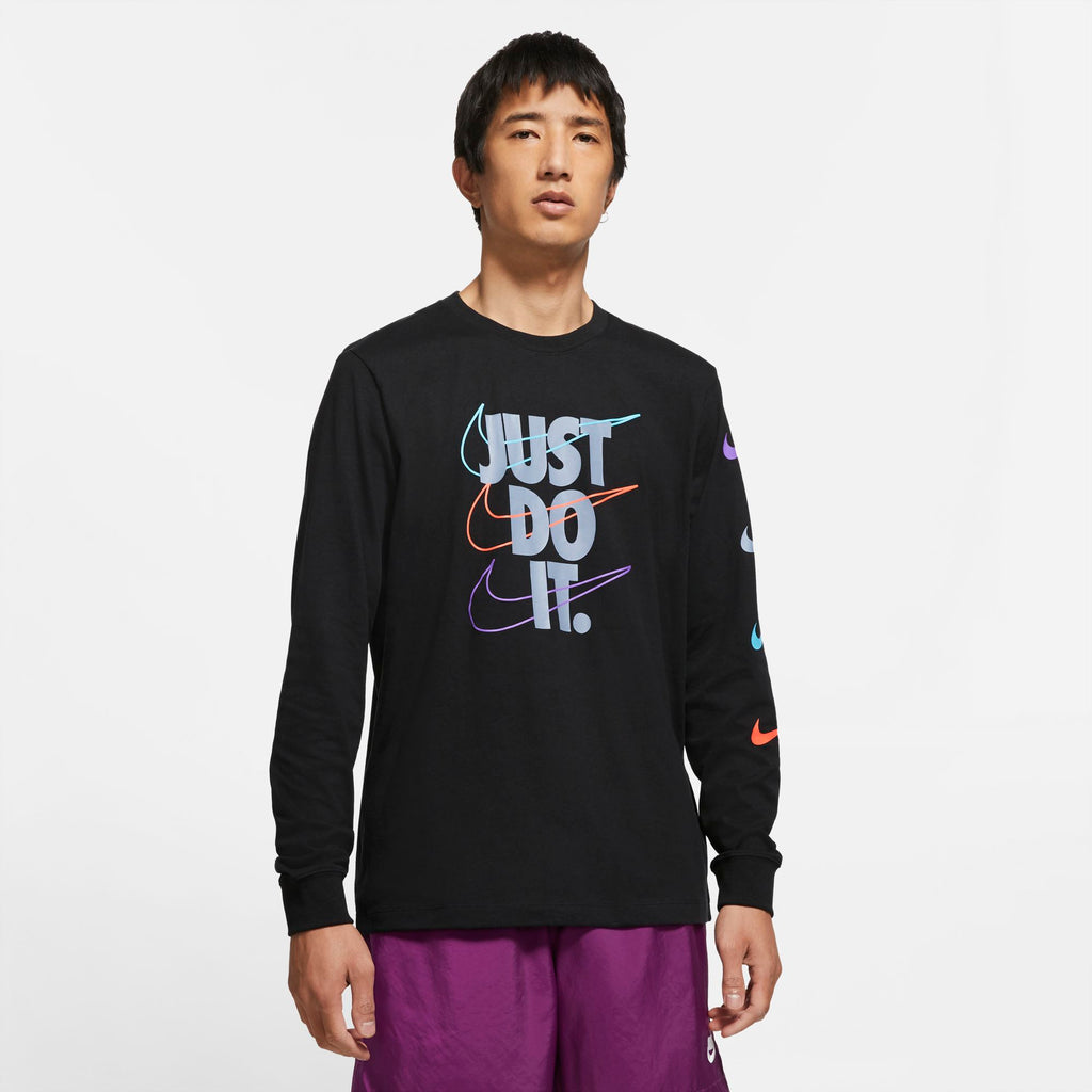 NIKE JUST DO IT LONGSLEEVE