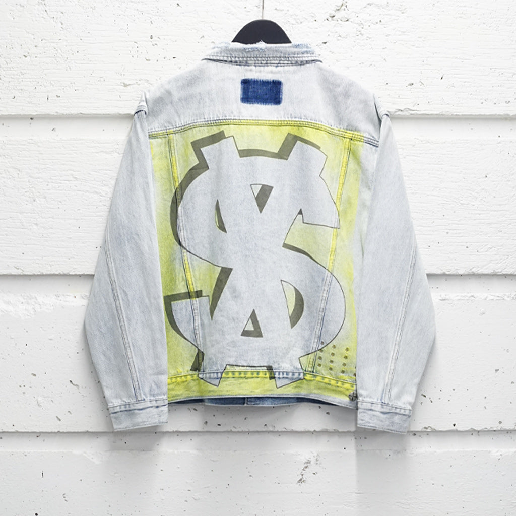 OH G JACKET STOKED NEON