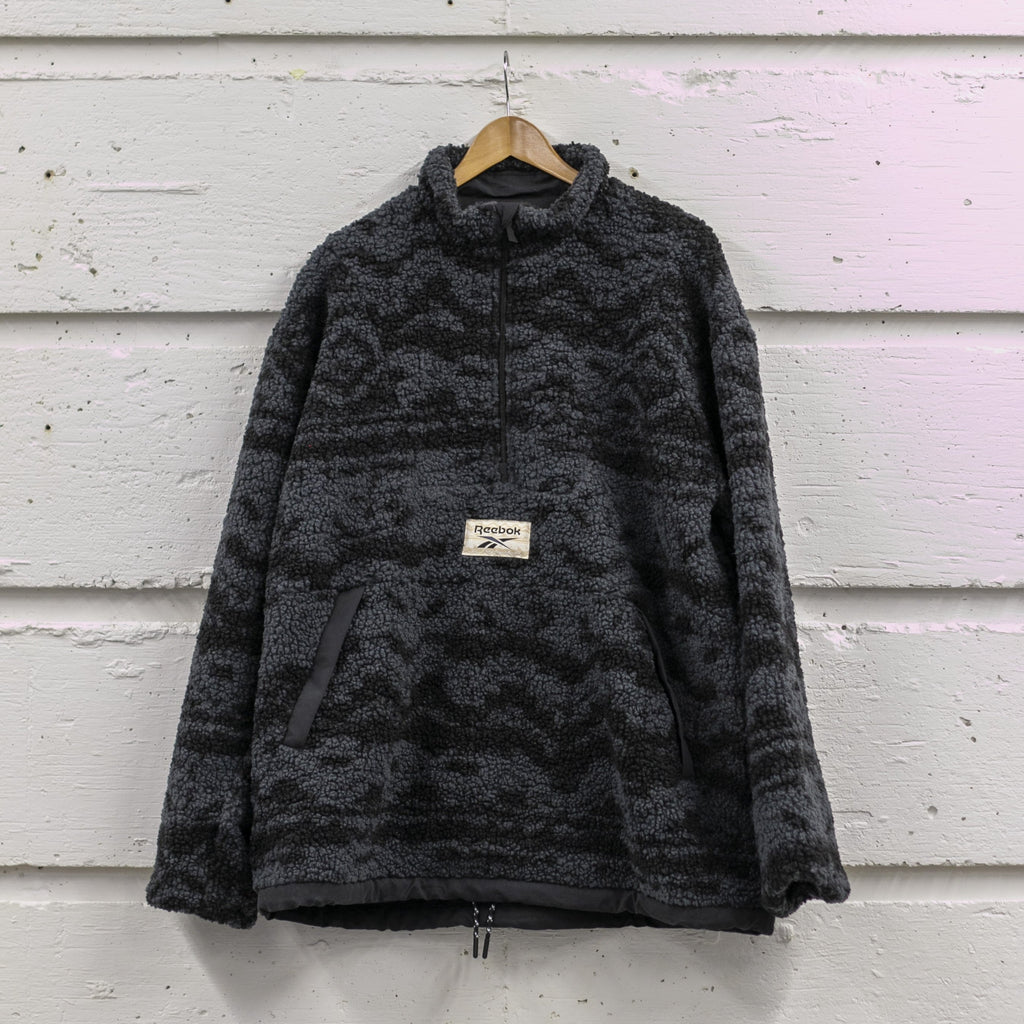 CL GP REVERSIBLE FLEECE HALFZIP