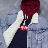 LEVI'S PULLOVER HOODIE