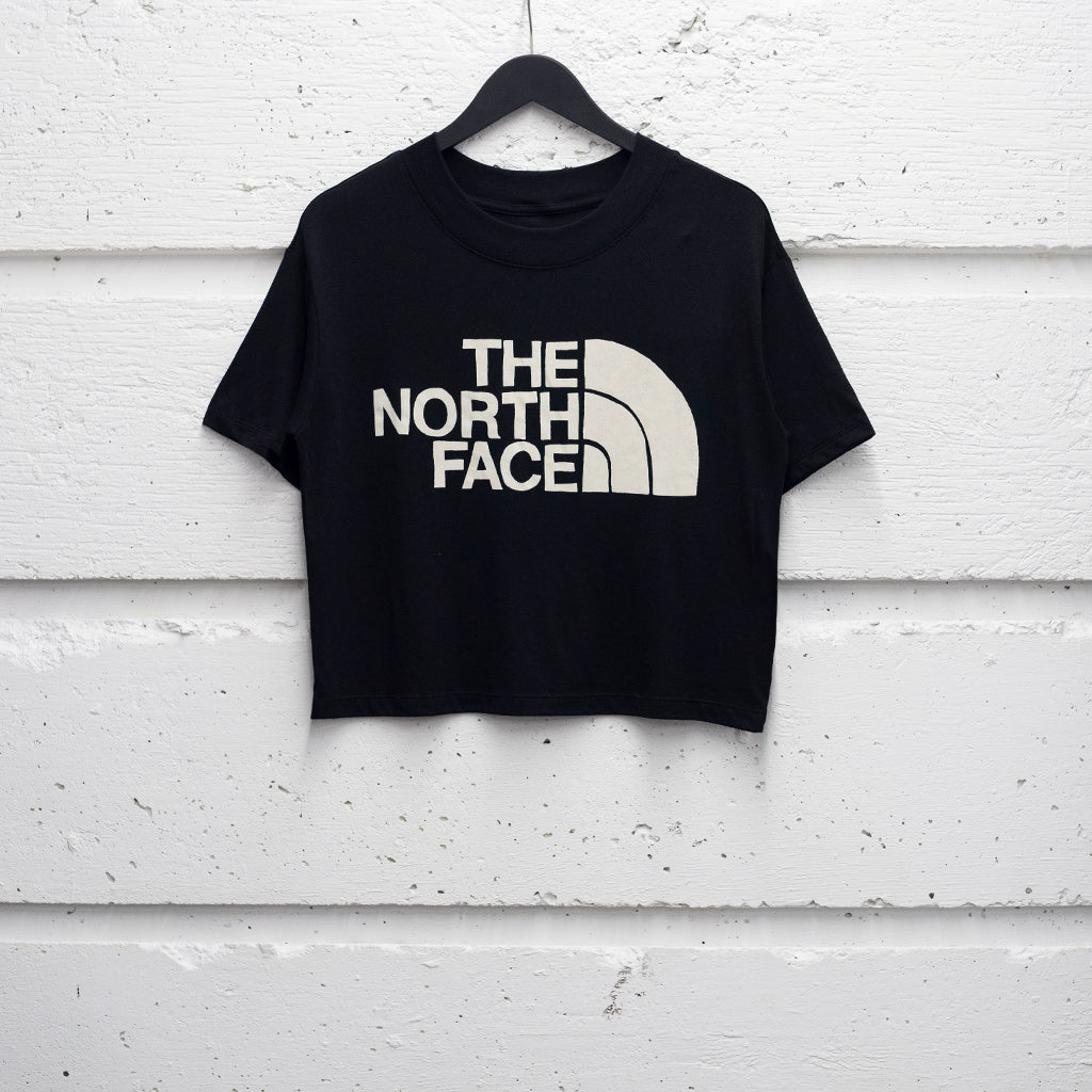 THE NORTH FACE HD CROP TEE W