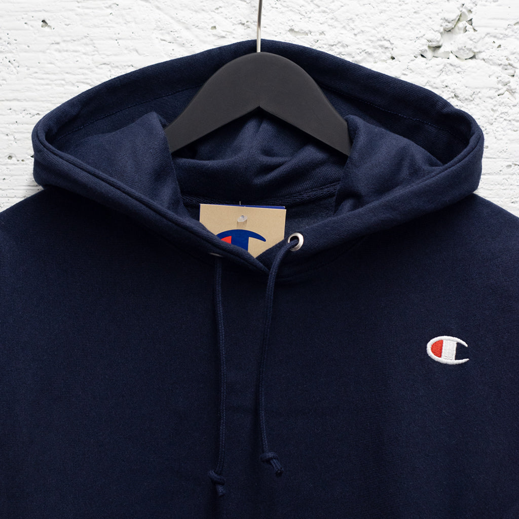 CHAMPION REVERSE WEAVE PULLOVER HOODIE W
