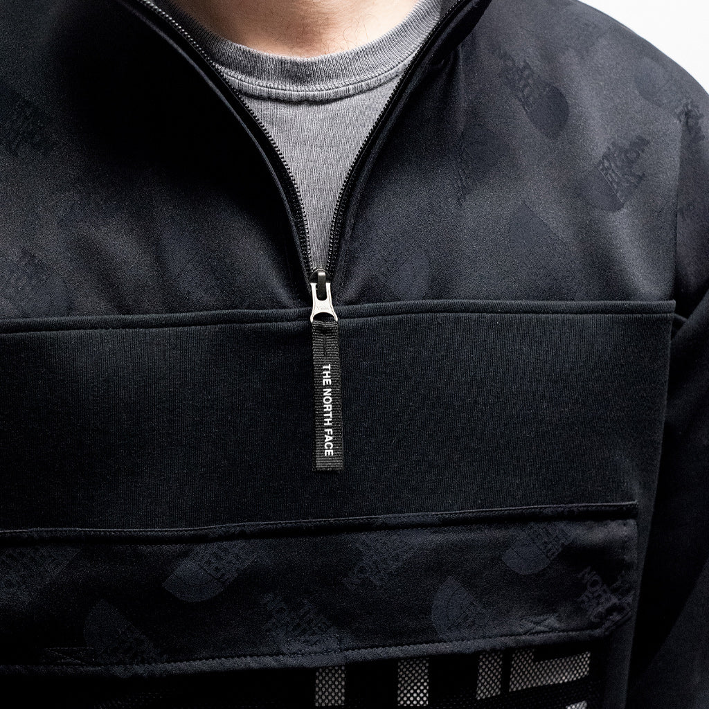 THE NORTH FACE GRAPHIC 1/4 ZIP