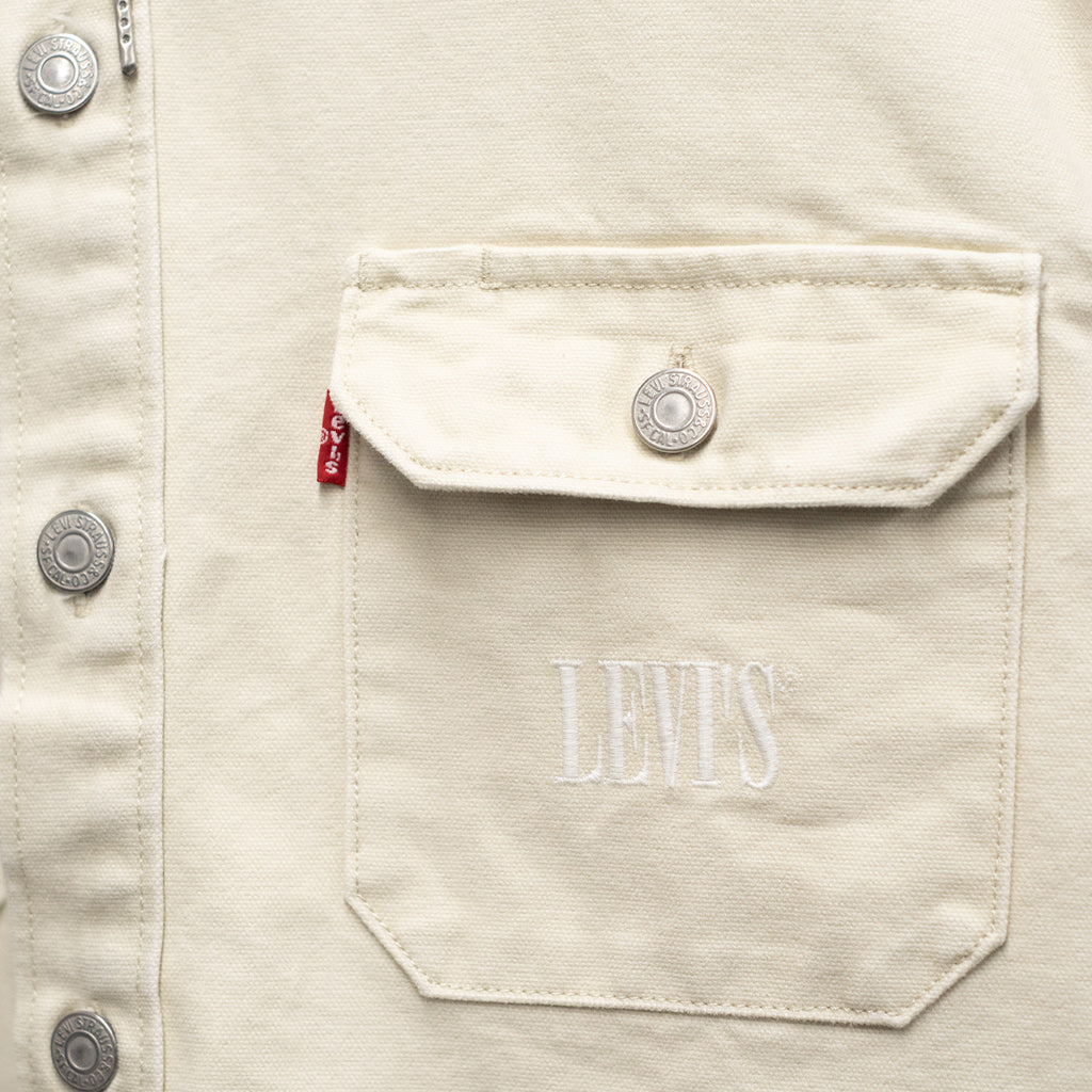 LEVI'S HOODED JACKSON OVERSHIRT