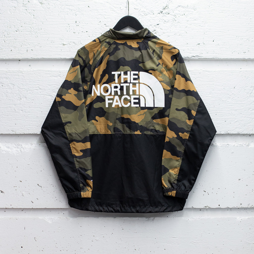 THE NORTH FACE GRAPHIC WINDRUNNER JACKET W