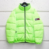 TOMMY JEANS REVERSIBLE PUFFER JACKET