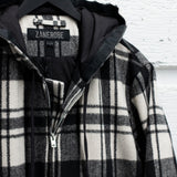 ZANEROBE CASE PLAID JACKET