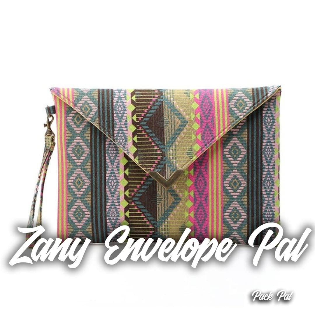 Packpal - Zany Envelope Pal - Free Shipping – packpal