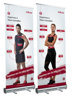 Marketing - Roll up Banner - FR