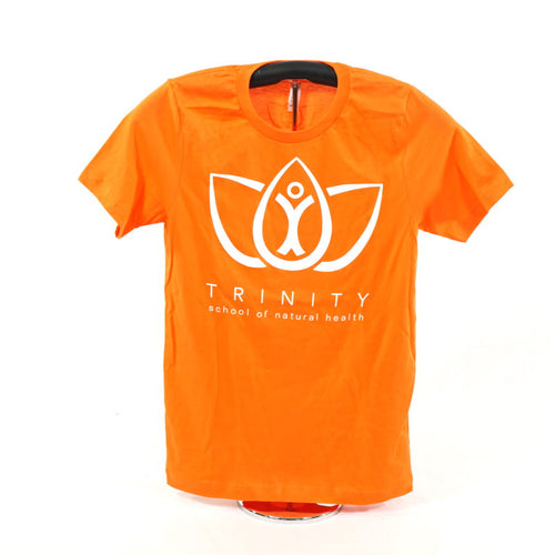 Crew Neck Shirt - Orange