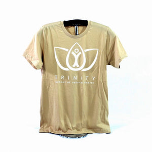 Crew Neck Shirt - Tan