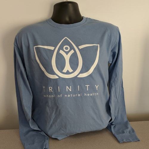 Long Sleeved Crew Neck T-Shirt