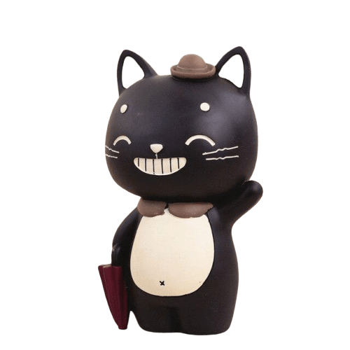 Chat Noir Figurine