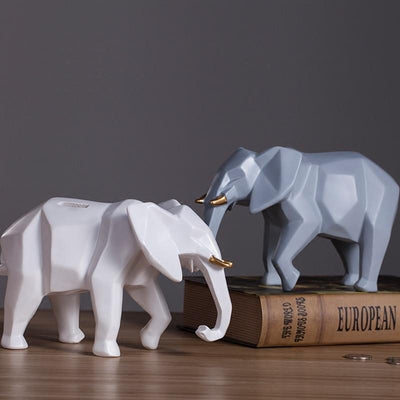 tirelire design elephant
