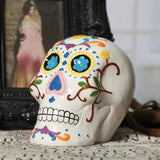 Tirelire Originale<br> Tête de Mort Mexicaine-Tirelissimo