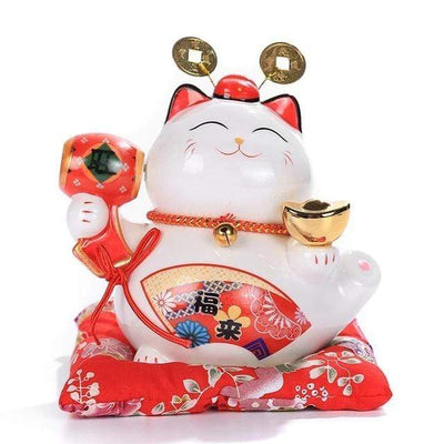 Tirelire Chat Asiatique - Tirelissimo