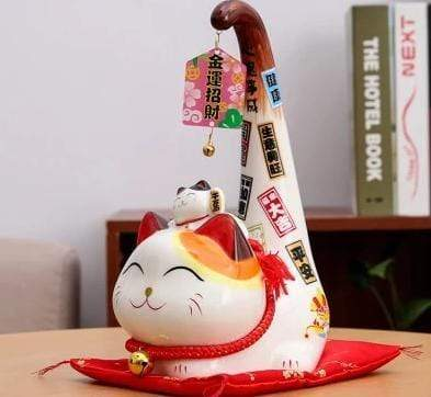Tirelire Chat Japon