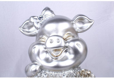 Tirelire Cochon Asiatique